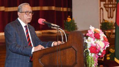 Photo of রাষ্ট্রপতি আবদুল হামিদের ৭৮তম জন্মদিন আজ