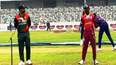 Photo of ১২২ রানে অলআউট ওয়েস্ট ইন্ডিজ