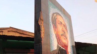 Photo of এবার পীরগঞ্জে বঙ্গবন্ধুর ম্যুরালে হামলা