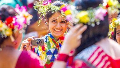 Photo of ফাগুন হাওয়ায় ভালোবাসার দিন