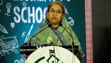 Photo of স্বাস্থ্য ঝুঁকি কমলেই খুলবে শিক্ষাপ্রতিষ্ঠান: শিক্ষামন্ত্রী