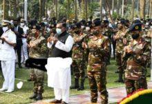 Photo of পিলখানা ট্র্যাজেডি: শ্রদ্ধায় স্মরণ শহিদ সেনাসদস্যদের