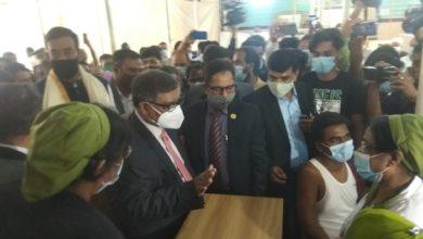 Photo of মাস্ক পরা ভুলে গেলে চলবে না: স্বাস্থ্যমন্ত্রী
