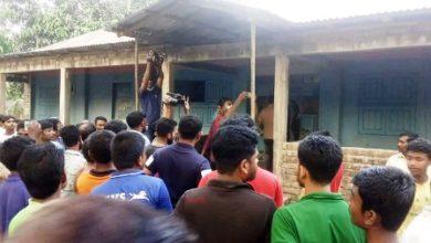 Photo of গুলির পরেই বিকট শব্দে বিস্ফোরণ, নিহত ২