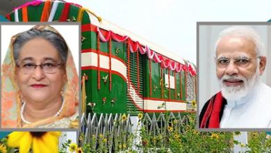 Photo of ঢাকা-জলপাইগুড়ি ট্রেন উদ্বোধন করবেন হাসিনা ও মোদি