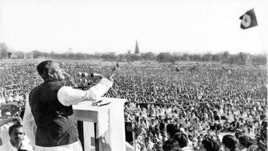 Photo of ৭ মার্চের ভাষণই ছিল স্বাধীনতার আনুষ্ঠানিক ঘোষণা