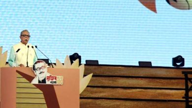 Photo of যোগ্য নেতৃত্ব গড়ে তুলতে হবে: রাষ্ট্রপতি