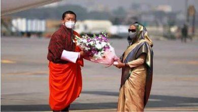 Photo of শেখ হাসিনার সঙ্গে বৈঠকে লোটে শেরিং