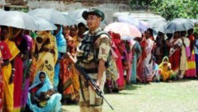 Photo of ভারতের পশ্চিমবঙ্গে বিধানসভার নির্বাচনে ভোটগ্রহণ শুরু