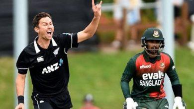 Photo of নিউজিল্যান্ডকে ২৭২ রানের টার্গেট