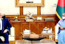 Photo of বাংলাদেশে করোনা পরিস্থিতি নিয়ন্ত্রণে: প্রধানমন্ত্রী