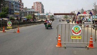 Photo of নিরাপত্তার চাদরে রাজধানী, যান চলাচল নিয়ন্ত্রিত