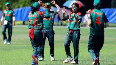 Photo of টেস্ট স্ট্যাটাস পেল বাংলাদেশ নারী দল