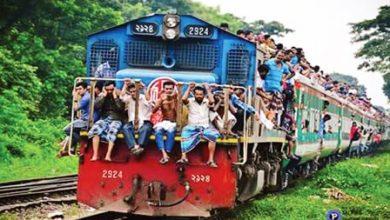 Photo of লকডাউনে বন্ধ থাকবে যাত্রীবাহী ট্রেন