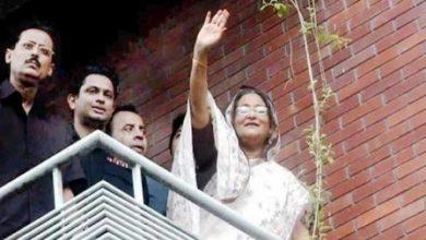 Photo of শেখ হাসিনার দেশে ফেরার দিন আজ
