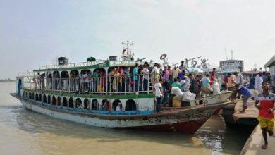 Photo of বাংলাবাজার-শিমুলিয়া রুটে লঞ্চ চলাচল শুরু