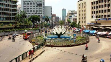 Photo of ঈদের ছুটিতে ফাঁকা রাজধানী