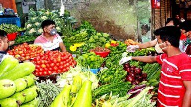 Photo of কাঁচাবাজার খোলা সকাল ৯টা থেকে বিকাল ৫টা