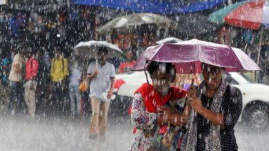 Photo of ভারি বৃষ্টি আরও তিন দিন, সমুদ্রে ৩ নম্বর সংকেত
