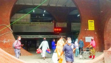 Photo of রোগীর চাপ সামলাতে শয্যা বাড়ল সোহরাওয়ার্দী হাসপাতালে