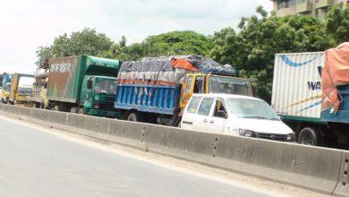 Photo of কুমিল্লা-সিলেট মহাসড়কে ৫০ কিমি যানজট