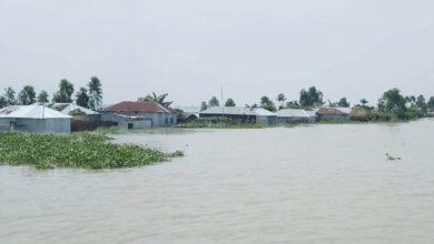 Photo of ১২ জেলার বন্যা পরিস্থিতির অবনতি পানি