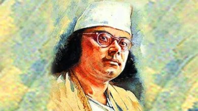 Photo of বিদ্রোহী কবি কাজী নজরুলের প্রয়াণ দিবস আজ