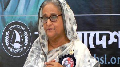 Photo of জিয়া পাকিস্তানিদের বিরুদ্ধে গুলি চালিয়েছেন, এমন নজির নেই: প্রধানমন্ত্রী