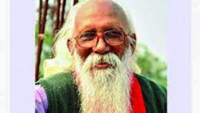 Photo of মুজিববর্ষের উপহার পেয়ে খুব খুশি কবি নির্মলেন্দু গুণ
