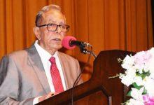 Photo of শেখ হাসিনা তার বাবার মতোই গণমানুষের নেতা : রাষ্ট্রপতি