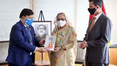 Photo of পররাষ্ট্রমন্ত্রীর নতুন বই 'জাতির উদ্দেশে ভাষণ : শেখ হাসিনা'