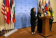 Photo of তালেবানকে ঠেকাতে জাতিসংঘে আফগান নারীদের আকুতি